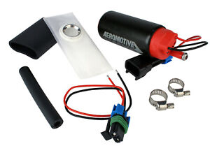 Aeromotive 11542 340 Stealth Electric Fuel Pump Offset Inlet