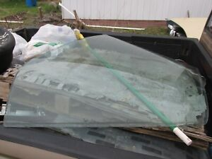 1971 1972 1973 Buick Riviera Gs 455 Engine Rear Window Glass Backlite Boattail