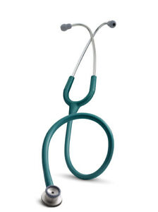 Littmann Classic Ii S e Infant Steel Finish Caribbean Blue L2124 Car