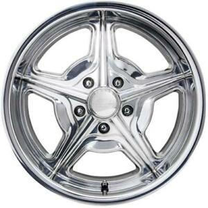 Billet Specialties Legends Series Speedway Polished Wheel Ac39006