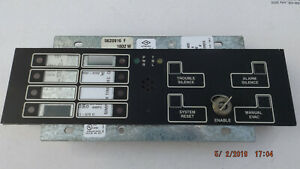 Simplex 4602 9102 Touchscreen Color Lcd Annunciator W key very Rare