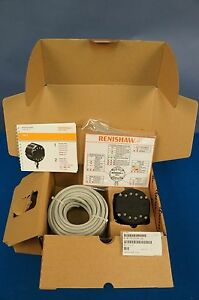 Renishaw Rmi q Radio Cnc Machine Tool Interface New In Box One Year Warranty