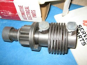Ford 1938 53 Lincoln 1939 48 Starter Drive Sedan Coupe Convertible Etc