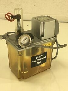 Chen Ying Automatic Lubricator Ces type 60 Min 4w 110 V 3 6cc Adjust 1997