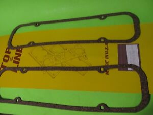 Pontiac Valve Cover Gaskets Made In Usa 326 350 389 400 421 455 1958 1978 Gto