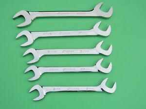 Snap On 4 Way Angle Head Metric Vsm5230 Wrench Set 21mm 22mm 24mm 27mm 30mm
