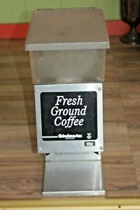 Grindmaster 190 Stainless Still Coffee Grinder used Refurbished