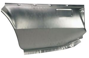 Rear Quarter Panel Lower Rear Section 15 H Fits 71 73 Ford Mustang Rust Left