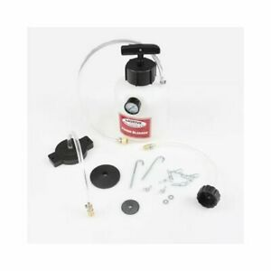 Motive Power Brake Bleeder 2 Qt Capacity Round Adapter Kit 0251