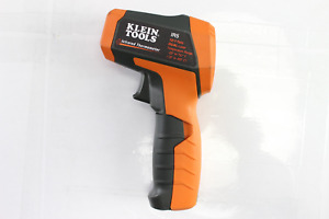 Klein Tools Ir5 Dual laser Digital Infrared Thermometer 12 1 Distance