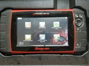 Snap On Scanner Modis Ultra With European And Low Amp Probe
