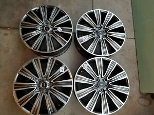 2016 18 Lincoln Mkx 20 Factory Oem Wheels Rims Set Of4 Free Shipping