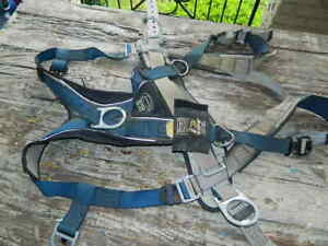 Dbi Sala Exo fit Harness Size Xtra Small June 2016
