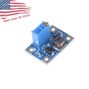 2 24v To 3 28v 2a Dc dc Sx1308 Step up Boost Adjustable Power Converter Module