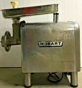 Hobart 4812 Meat Grinder Ready To Work Tested