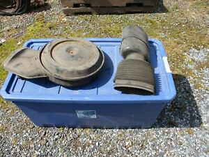 Original Chevy Chevrolet Gmc 454 7 4 Tbi Air Cleaner 89 Chevy 2500 3500 Truck