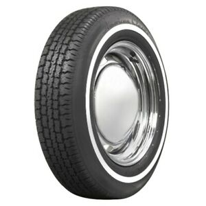 Coker 165r15 American Classic 3 4 Wide Whitewall Tire Perfect For Vw Beetle