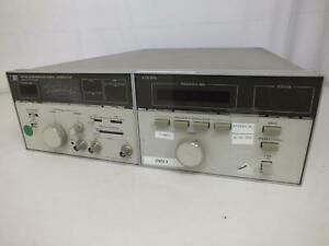 Hp Agilent 8672a Synthesized Signal Generator