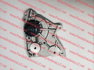 Yale Forklift Truck Gp055tg Water Pump