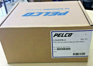 New Pelco Ldhdpb 0 Spectra Hd Pendant Lower Dome Cover Smoke Lens
