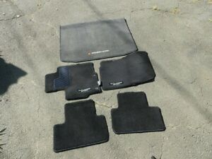 5 Genuine 2011 2018 Mitsubishi Outlander Sport Carpeted Floor Mats