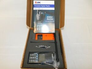 Bendix King Bk Kng2 p150 Vhf Tdma Fpp Digital P25 Portable Radio Apx6000 Kng