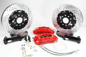 Baer Brakes Baer Claw Pro Disc Brake Kit 4301365r