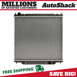 New Radiator Assembly For Ford Excursion F 150 F 250 Super Duty F 350 Super Duty
