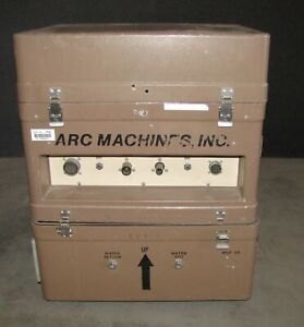 Arc Machines Model 107 4a Orbital Tube Welder W 107 cw 2759