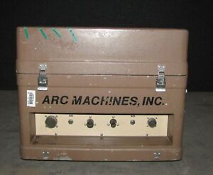 Arc Machines Model 107 4a Orbital Tube Welder 2753