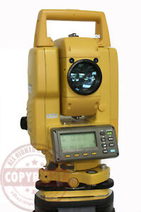 Topcon Gpt 3002w Prismless Surveying Total Station sokkia trimble leica nikon