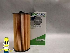 Synthetic Oil Filter For 2004 2008 Ford F650 With 6 0l Engine 10k Mile