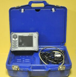 Olympus Epoch 600 Ultrasonic Flaw Detector Portable Handheld Ndt Inspections