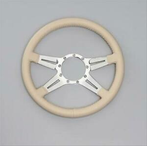 Lecarra Mark 9 Elegante Steering Wheel 14 Dia 4 Spoke 1 25 Dish 93209