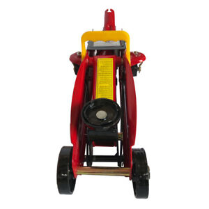 2 Ton Steel Hydraulic Floor Jack Emergency Flat Tire Lift Tool For Car Suv