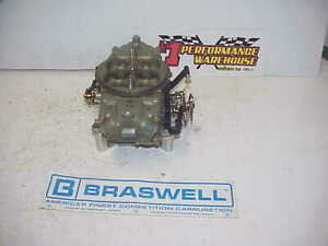 Braswell Holley Hp 830 Cfm Annular Boosters Racing Carburetor Nascar Sr 18 db