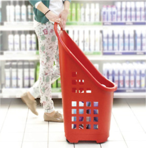 Commercial Shopping Cart Carts Stackable Retail Grocery Rolling Large By Garvey
