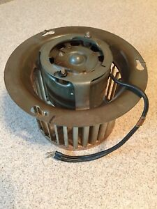 Vtg 508 Airotor Nutone Fan Motor A2e111f Rpm 1550 115 Volts 60 Cycle 73 Amps