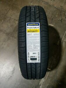 P235 70r16 Goodyear Integrity 104s Sl set Of 4