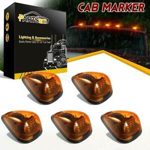 5xamber 264143am Top Clearance Cab Marker 16led Lights For 99 16 Ford Super Duty