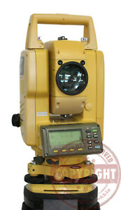 Topcon Gpt 3007 Prismless Surveying Total Station sokkia trimble leica nikon