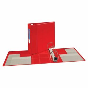 Avery Heavy duty Binders With One touch Ezd Ring 8 1 2 X 11 4 Rings 45