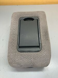 95 98 Chevy Silverado Gmc Sierrra Tahoe Yukon Oem Center Console Gray Read