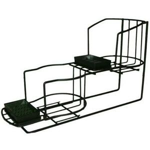 Commercial Apri2 Two 2 Pot Wire Station Airpot Rack Coffee Server Display Stand