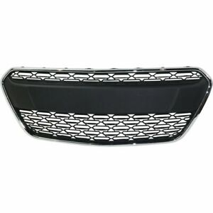 42352968 Gm1036183 New Bumper Face Bar Grille For Chevy Chevrolet Spark 16 18