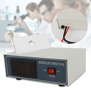 Thermostat Heating Plate Microscope Dedicated Heating Table Digital Thermostat