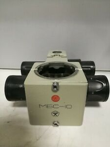 Microscope Unit Mbs 10 Ussr
