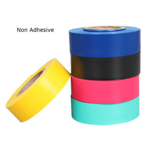 23mm 18m Electrical Pvc Insulation Insulating Tape Flame Retardant Non Adhesive