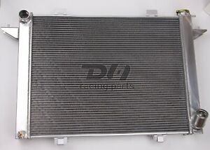 3rows Aluminum Radiator Fit 1989 1993 1990 1991 1992 Dodge D250 D350 5 9l Diesel