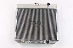 3 Rows Aluminum Radiator Fit 67 68 69 70 Ford Mustang 20 Wide Core Many Models
